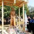 Szent László szobrot avattak Szentjobbon