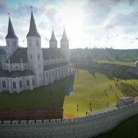 Így nézhetett ki a nagyváradi vár a 600 évvel ezelőtt
