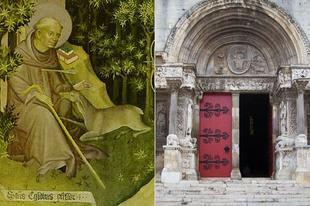Miért adományozott Szent László magyar apátságot egy francia rendnek?