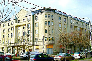 Egy budapesti ház, amit Szent László király ihletett