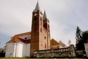 Türje temploma szép emléket rejt magában Szent Lászlóról!