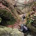 Sötét barlangok és elhagyott bunkerek: a Rém-szakadék szurdokkör