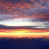 Hajnali droidmenet a Mont Blanc-ra