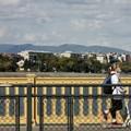 A Margit híd ötszázas hegyei