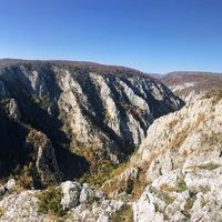 Szádelő: a szlovák Grand Canyon
