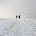 Téli túra Európa legalacsonyabb magashegyén
