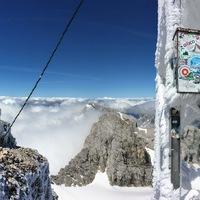 Dachstein: szikrázó Nirvána a felhők felett