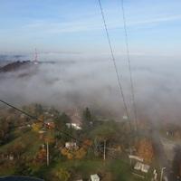 Budapest köd alatt