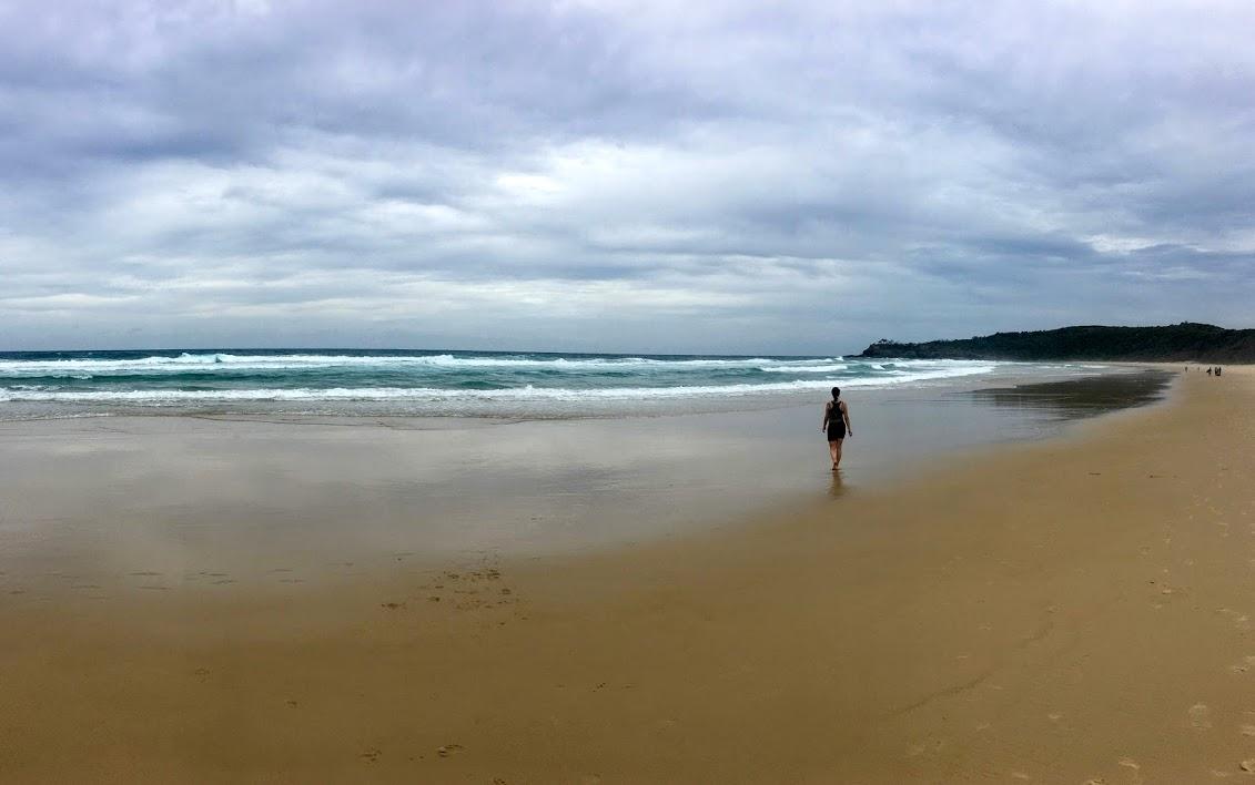 Az Alexandria-öböl sima homokja<br />