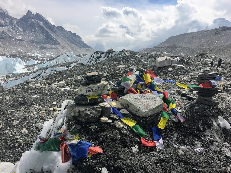 Everest Base Camp Trek fotópont