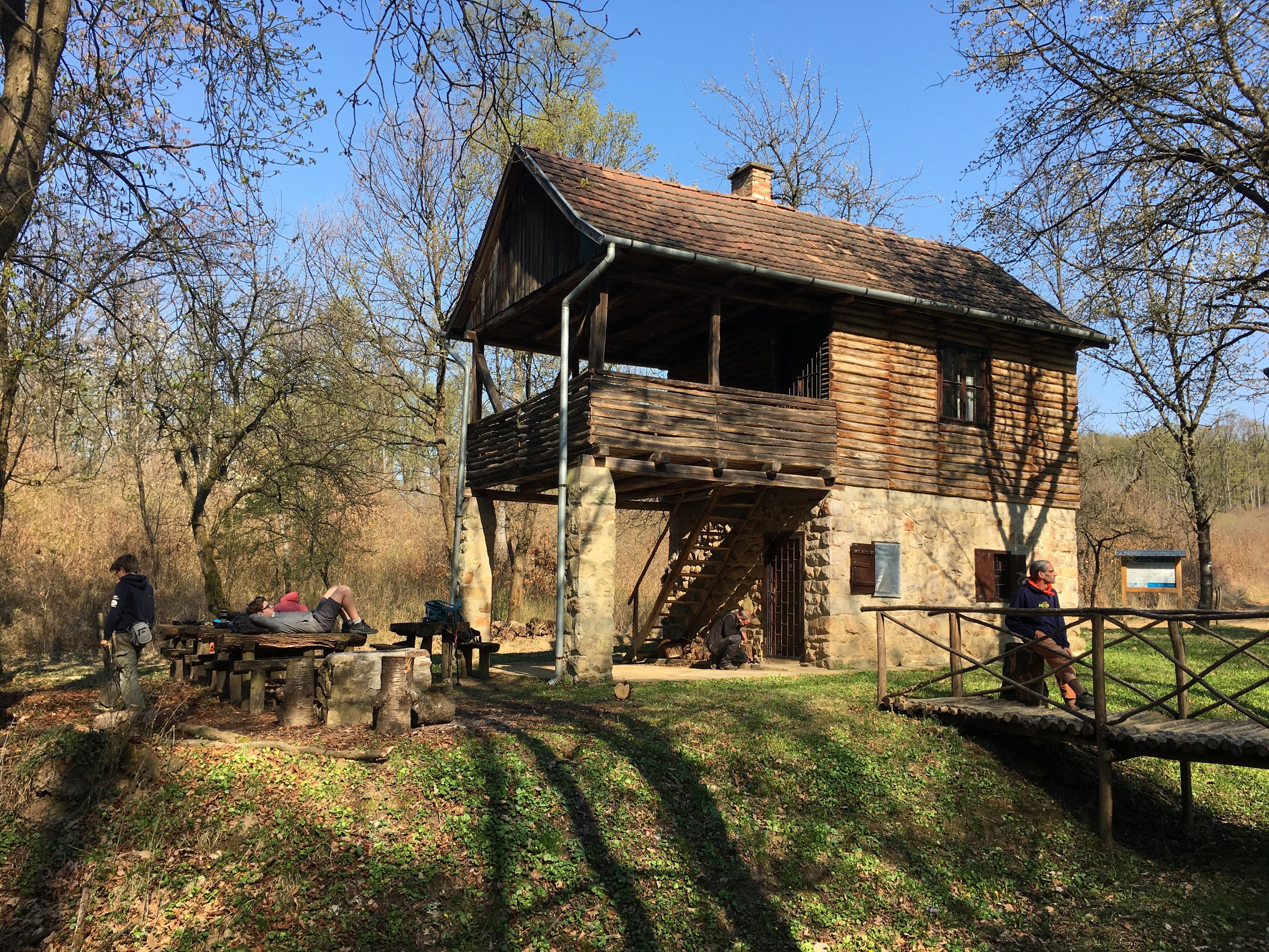 A vadászház, ami hamarosan megváltozik
