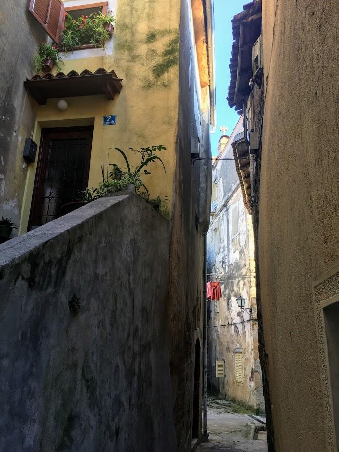 Lovran, Stari Grad