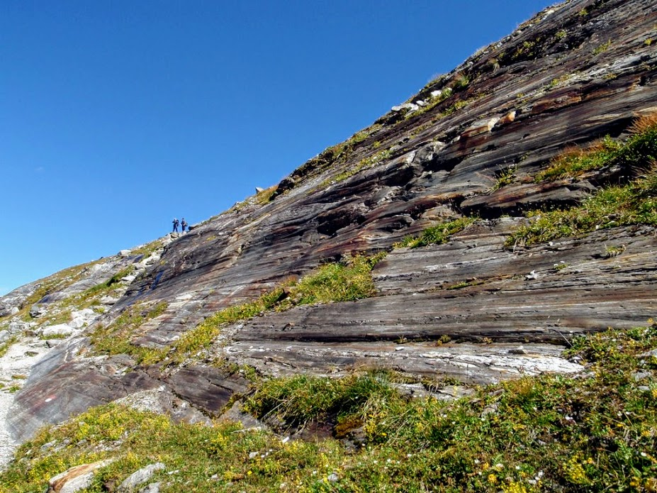 Gleccservájta völgyek