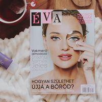 Kedvenc #naruko BB krémünk az @evamagazin októberi számában!