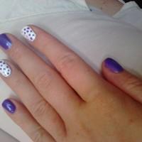 Purple accident - NOTD