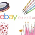 Körömdíszítés - kellékek az ebay-ről