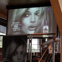Event   Aussie Miracle Recharge kollekció bemutató