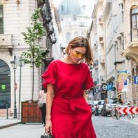 ÍGY HORDHATOD - LITTLE RED DRESS