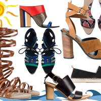 7 SHOES FOR SUMMER