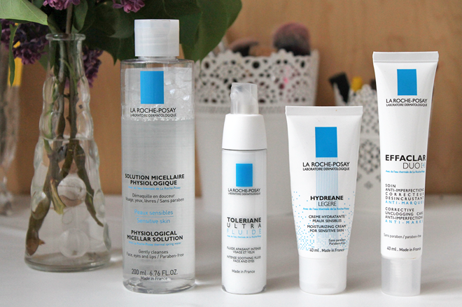 The Top 5   La Roche-Posay - 'the brand that changed my skin'