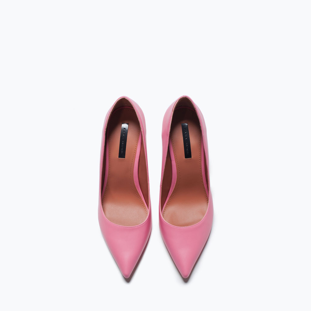 Mid height court shoe - Zara | 9 995.-