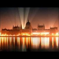 Hot night in Budapest