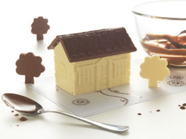 Építsd fel a saját csokiházadat!