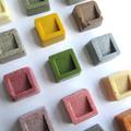 Színes csokoládék egészséges alapanyagokból otthon!