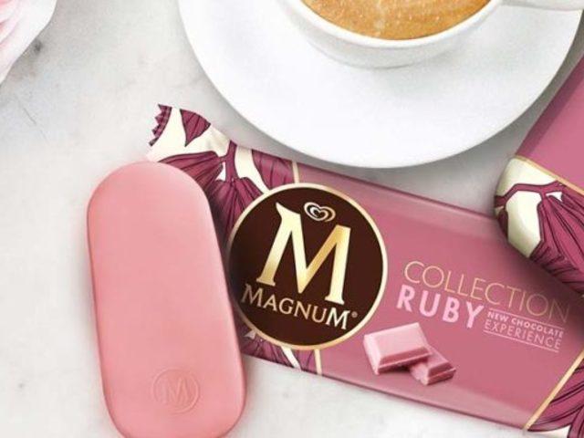 Összehasonlítottuk a rózsaszín Magnumot a rózsaszín KitKattal! Videó a ruby csoki tesztről itt!