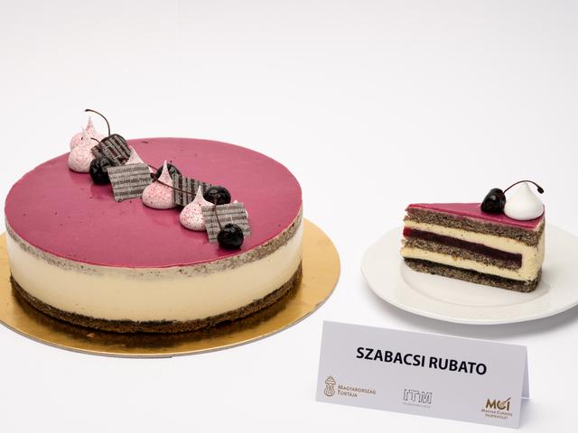 Cékla, tejföl és paprika is felbukkant a Magyarország Tortája 2021 verseny tortáiban!