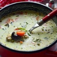 Az egyik legeredetibb pulykás leves