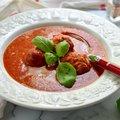 Irány Olaszország, ismét egy finom leves