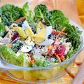 Szuper saláta Húsvétra - egy kicsit másképp