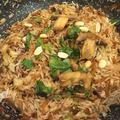 Ezer ízű zöldséges pirított rizs