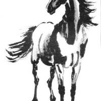Az ember, a kutya, meg a lova