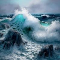 Vihar a tengeren