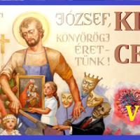 SEGÍTSÉGKÉRŐ KILENCED SZENT JÓZSEFHEZ I. NAP