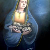 AZ ABORTUSZRA ÍTÉLT MAGZAT KERESZTÚTJA (Tizenharmadik stáció)