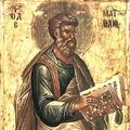SZENT MÁTÉ APOSTOL ÜNNEPE