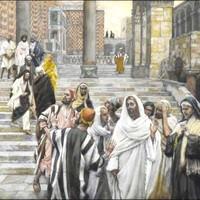 AZ OLTÁR TITKA 5. Jézus szavai a kafarnaumi zsinagógában