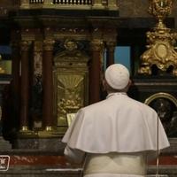BOLDOG BARTOLO LONGO, A RÓZSAFÜZÉR KIRÁLYNŐJÉNEK VILÁGI APOSTOLA (31. rész) Ferenc pápa Pompei látogatása