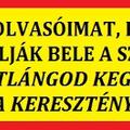 Tibor műsora: FATIMA VII.