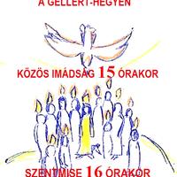AZ ORSZÁGÉRT, EURÓPÁÉRT - Pünkösd vasárnapján