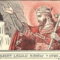 PÉLDAKÉPÜNK SZENT LÁSZLÓ KIRÁLY