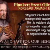 22. IMÁDKOZZUNK ÉS BÖJTÖLJÜNK FŐPAPJAINKÉRT!