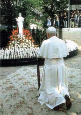 II. János Pál pápa Beauringban, 1985. májusában.jpg