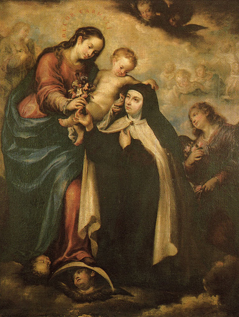 1virgin_mary_and_st_teresa_of_avila_painting_on_postcard_spain.jpg