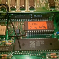 rövid Enterprise 128 hack EXOS ROM - short Enterprise 128 hack EXOS ROM update