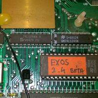 Enterprise 128 EXOS ROM újra - Enterprise 128 EXOS ROM again