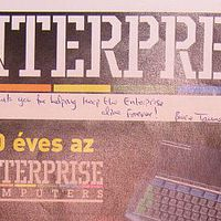 Enterprise 128 30. születésnap - 30th birtday of Enterprise 128